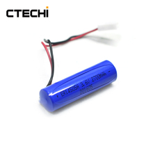 er14505h 3.6v lithium battery with wires