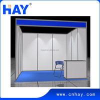 Reusable exhibition stand construction trade show booth
