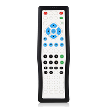 Factory shipping 100% waterproof universal RF remote controller for AUDIO/TV/DVD/DVB/STB
