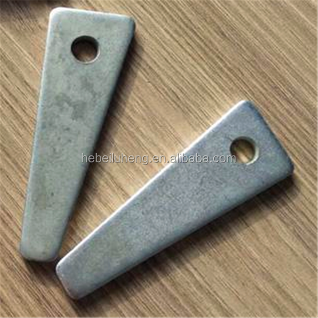 China manufacture supply formwork accessories construction carbon steel wedge pin piece