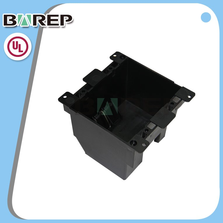 YGC-016 Black plastic outdoor electrical cable junction box for sale