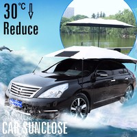 China leading manufactory covered garage sun shade car window