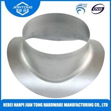 hebei factory made galvanized sheet metal fabrication parts