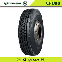 Chinese M+S wholesale Truck tire 11R24.5-CPD88 tire for sale