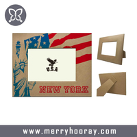 Paper material custom cheap photo design online frames