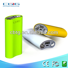 2014 Portable Mini Outdoor Environmental Protection Solar Emergency Mobile Phone Charger/Power Bank
