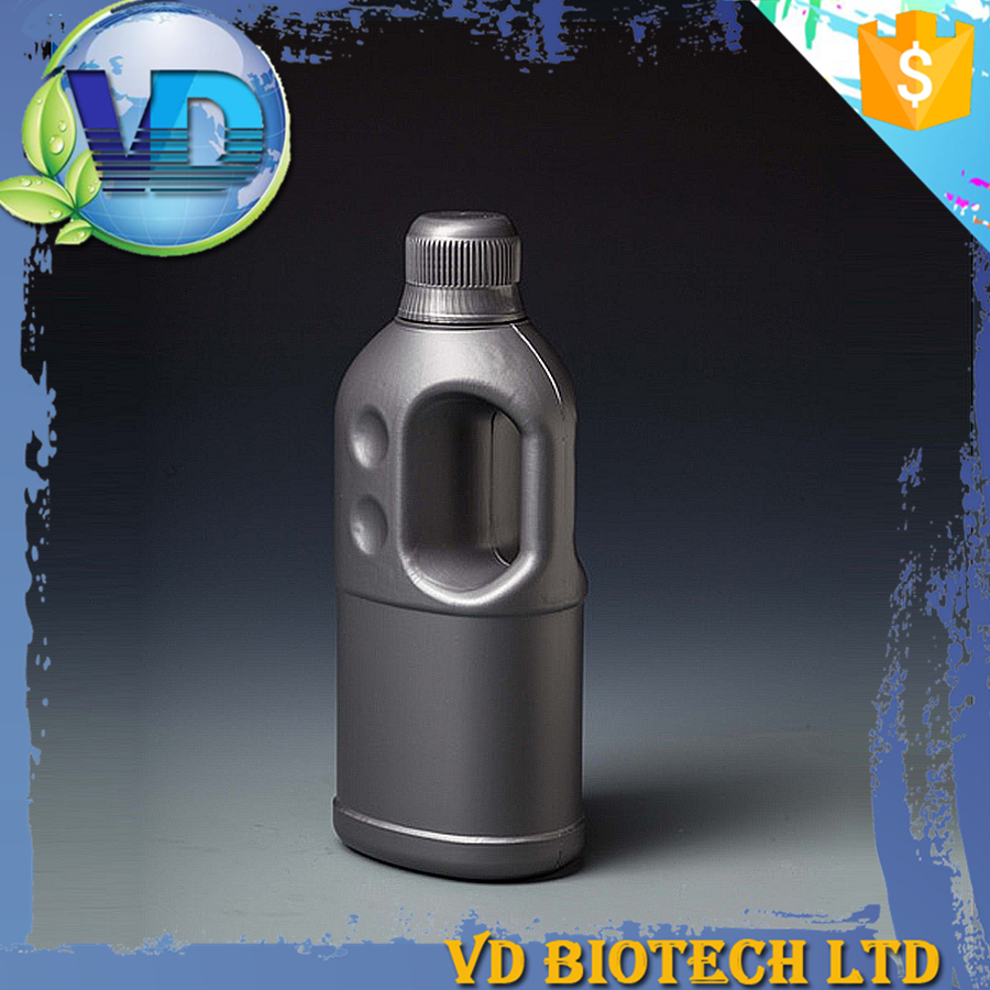 700ml HDPE Liquid detergent Recycled Plastic Bottle