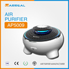 Car air purifier freshener ionizer oxygen bar