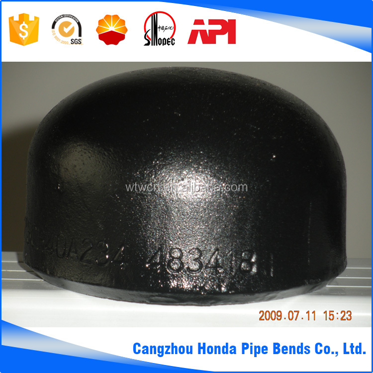 Hot products to sell online high quality 304 bw pipe end cap