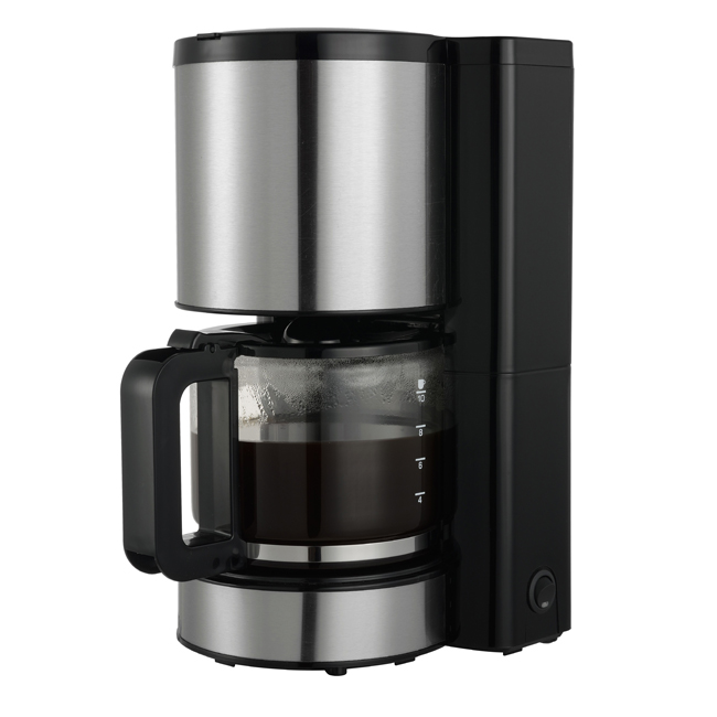 High quality and factory price commercial office fully automatic PP Espresso coffee machine with digital control wholesale