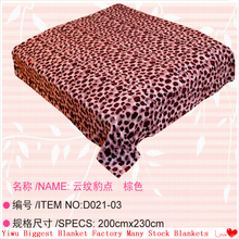 heavy warm blanket for winter double layer blanket used waste textile recycling machine