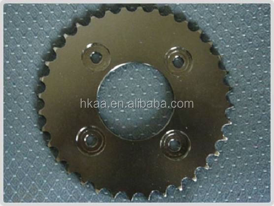 Motorcycle sprocket,motorcycle gear ,stainless steel chain sprocket