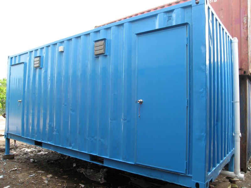Portable Toilet / Container Toilet
