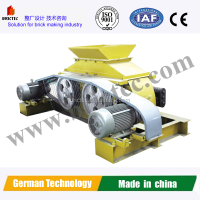Automatic shale fly ash brick making machine in china-Roller mill