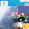 pattern glass for wall/table top/cabinets with CCC certificate
