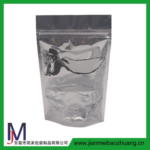 foil zip lock bags drinking water plastic pouches liquid packaging plastic bag