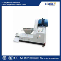 Charcoal briquette press machine/ Rice Hull Charcoal Making Machine used for making BBQ charcoal