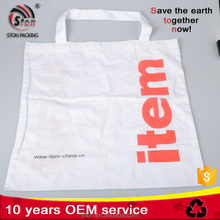 unique customised cotton canvas tote bag blank for shopping promotion