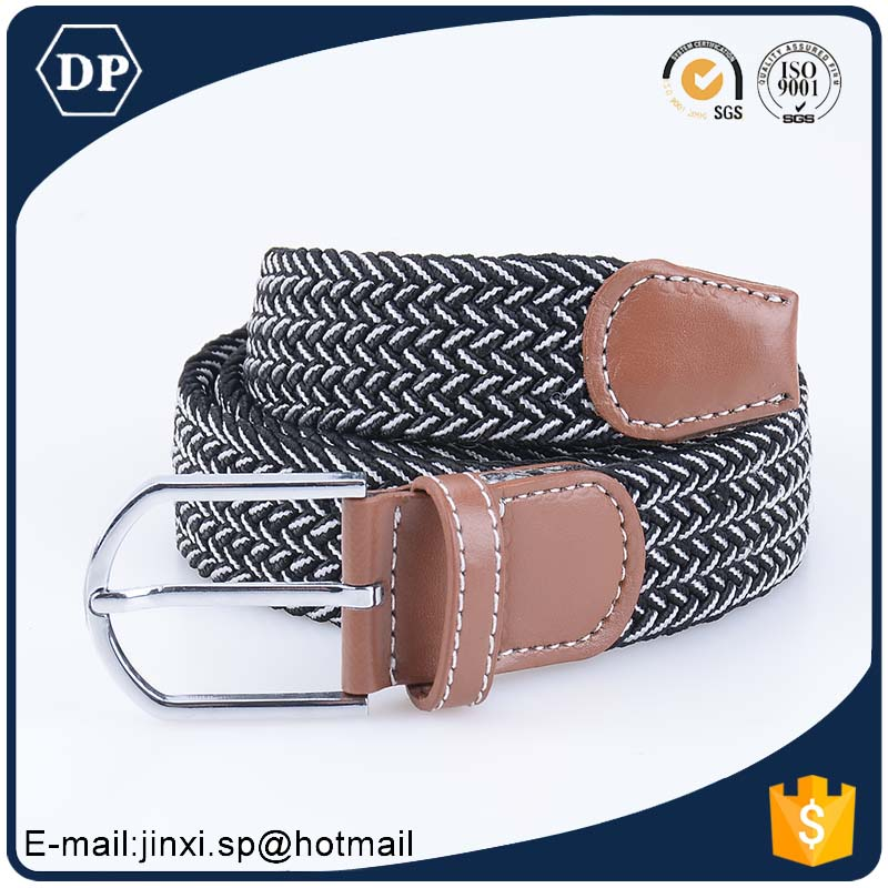 Braided Fabric Belt For Men cloth braid belts