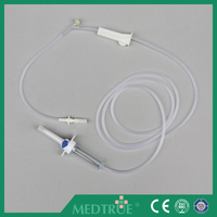 Low Price Disposable Infusion Set With CE/ISO Certification(MT58001205)