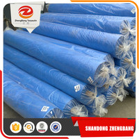 All Purpose China Blue Plastic Pe Tarpaulin In Rolls