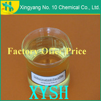 engine oil additive manufacturer /lubricant additive Chlorinated paraffin wax 52 % factory offer price