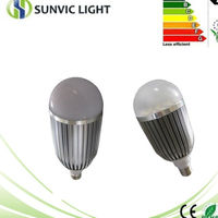 light bulb display case dimmable 24w led chandelier light bulb