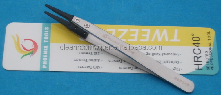 ESD-249 ESD Tweezers with swithchable end