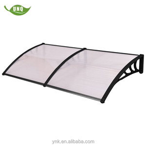 metal building waterproof window rv double sided retractable awning
