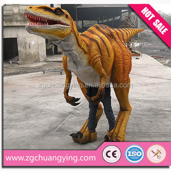 2014 Hot inflatable t-rex costume