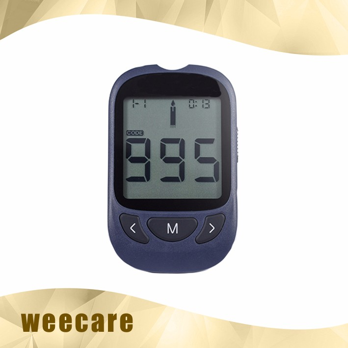 500 Test Results Diabetes Hospital Glucose Meter