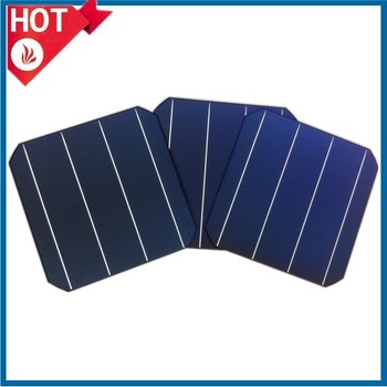 156x156 20.4% high efficiency monocrystalline silicon solar cell made in Taiwan
