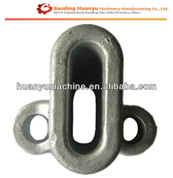Carbon Steel Investment Casting UT Cable Clamp