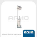 Stainless Steel Toilet Brush and Paper Holder