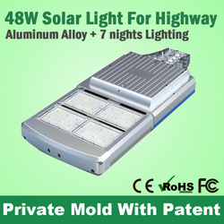 Economic and Reliable 30w integrated solar street lights With Bottom Price
