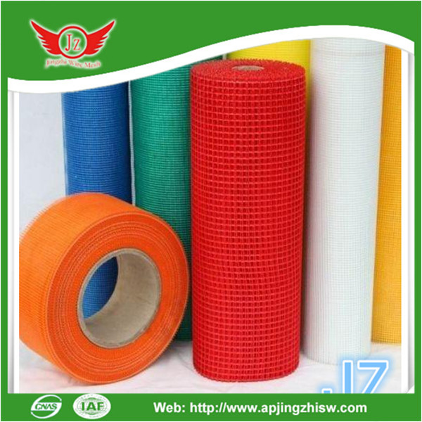 we sell fibreglass mesh the front reinforcing alkaliproof density 160 and 145