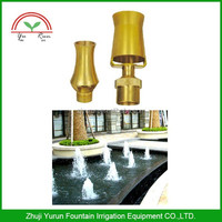 Water Jet Fountain Nozzle