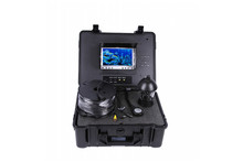 "360 Degree View, Remote Control fishing view camera 7"" TFT LCD Sony CCD Underwater Video Camera Fish Finder"