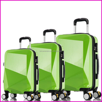 High Quality luggage trolley bags ABS luggage travel bags cheap luggage bags