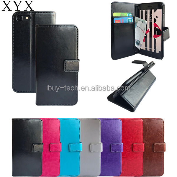 leather case for samsung j7 2017 new fashion wallet case fast shipping
