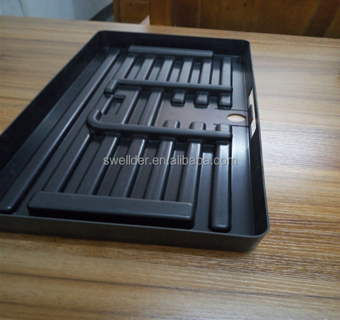 oem factory china customized vacuum forming plastic machine shell for sale