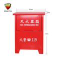 Conventional small fire extinguisher box fire extinguisher cabinet for fire extinguisher