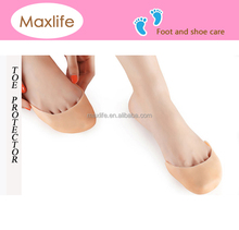 RWMX1018 ballet dance shoes comfort silicon pads toe caps cushion protector