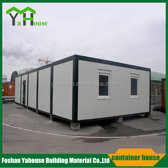 20Ft Modern Custom Design Low Cost Prefabricated Living Container House Price for sale