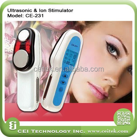 Hot Wholesale Facial TENS Massager Unit Facial Equipment