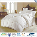 Luxury 100% Cotton Wholesale Goose Down Filling Duvet
