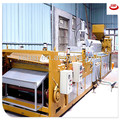Plastic recycling plastic bag making machine with inverters