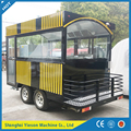 YS-HO350 Yieson Factory Made mobile food carts food trailer