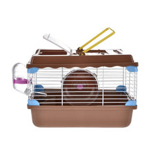 Hot Hamster Cage Critter Trail Habitat, Pet Display Rat Cage