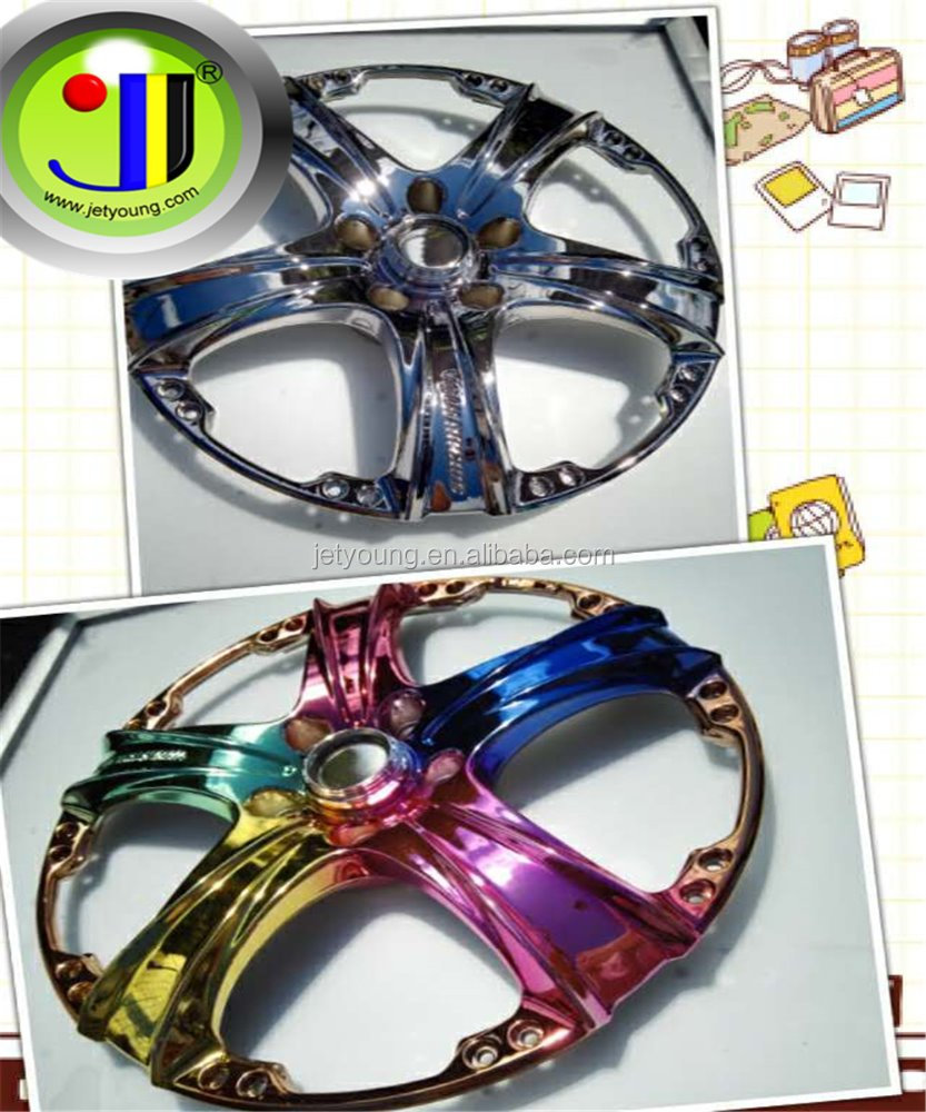[Free Shipping by FedEx] Spray plating chrome paint, automatic chrome paint, hyper silver wheel paint spray trial kit